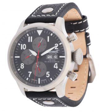Ingersoll Herren Armbanduhr Sir Alan Cobham Limited Edition Schwarz In3903bk Bild