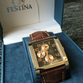 Festina Herrenuhr Model F16235 - Class Bild