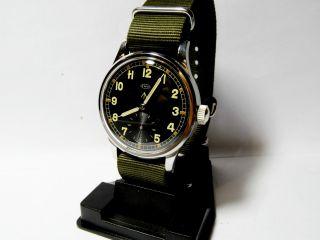 Iwc Mark X Fliegeruhr - MilitÄr,  Military Bild