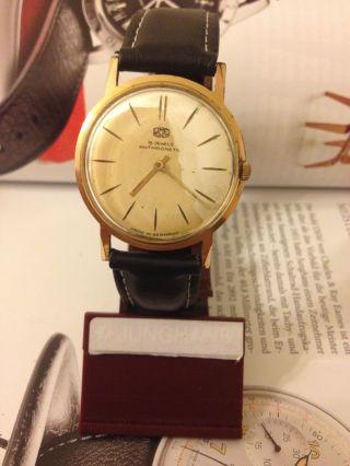 Umf Ruhla Herren Armbanduhr Bild