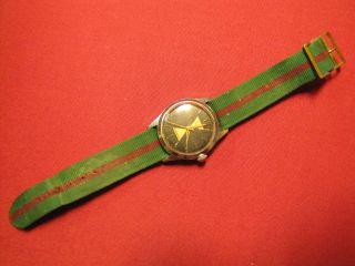 Seltene Gub GlashÜtte Armbanduhr Stossgesichert Bild