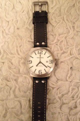 Tw Steel Herren Armbanduhr Bild