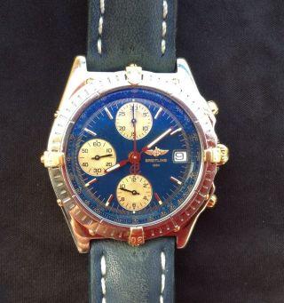 Breitling Chronomat Ref B13050.  1 Bild