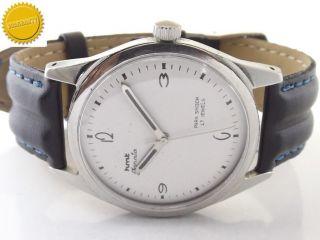 Hmt Janata Vintage Indian Herrenuhr Bid2win Dieser Seltene Uhr Bild