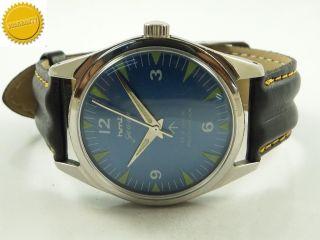 Hmt Jawan Vintage Indian Herrenuhr Bid2win Dieser Seltene Uhr Bild