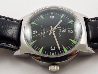 Tressa Armbanduhr Swiss Handaufzug Mechanisch Vintage Sammleruhr 181 Bild