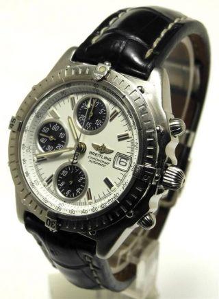 Breitling Windrider Chronomat Gt Automatic Ref A13350,  Werk überholt Bild
