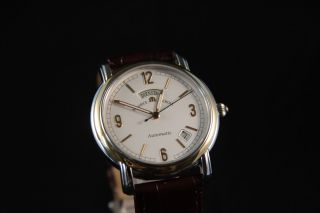 Maurice Lacroix Pontos Day - Date,  Ref.  09777,  In Top - Bild