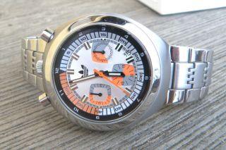 Adidas Bullhead Chronograph Watch,  Herren Armbanduhr,  Japan Movement Bild