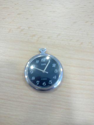 Verkaufe Hier Eine Seltene Taschenuhr Marke 3apr (cccp) Made In Russland Bild