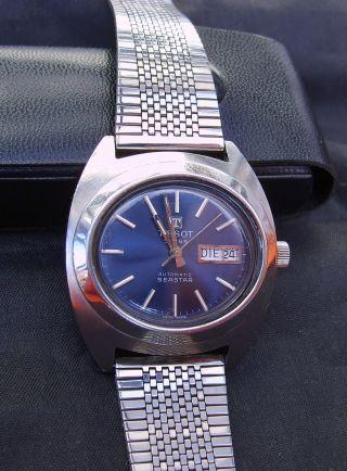 Schweizer Tissot Herren - Armbanduhr,  Automatik Day/date,  Läuft Bild