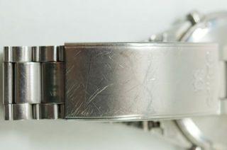Seiko Quarz Chronograph Edelstahl Herrenuhr Armbanduhr Uhr Batterie Leer Bild