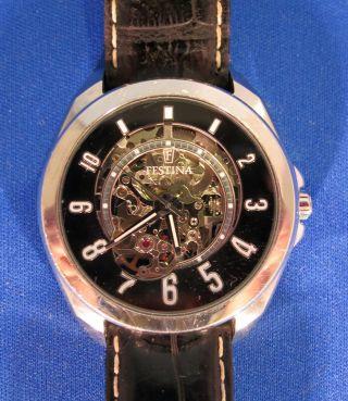 Herren - Armbanduhr - Festina - Modell Depose 6744 Bild