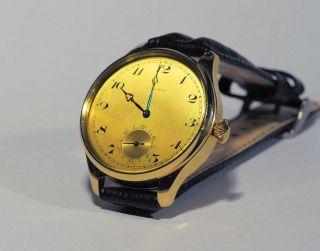 Longines 48mm Armbanduhr Mariage 1924 Bild