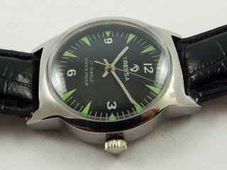 Tressa Armbanduhr Swiss Handaufzug Mechanisch Vintage Sammleruhr 193 Bild