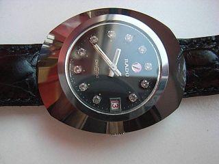 Herren Armbanduhr Rado Diastar Swiss Automatic Bild