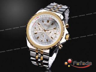 Orkina Xxxl Mechanisch Automatik Herren Uhr Armbanduhr Bild
