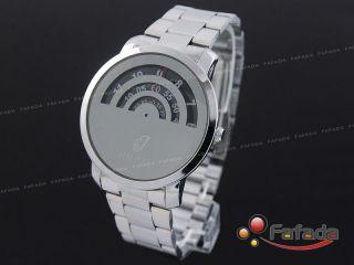 Jialilei Modische Herrenuhr Armbanduhr Quarz Uhr Bild