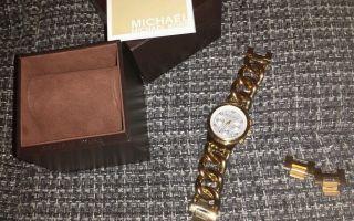Michael Kors Uhr Damen Mk3131 Nagelneu Top Bild