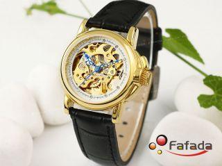 Goer Damenuhren Meschanisch Automatik Armbanduhr Uhr Bild