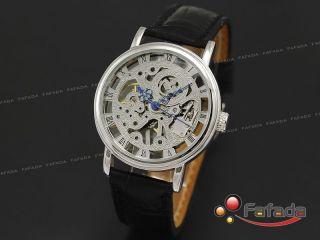 Goer Unisex Meschanisch Armbanduhr Herrenuhr Uhr Bild