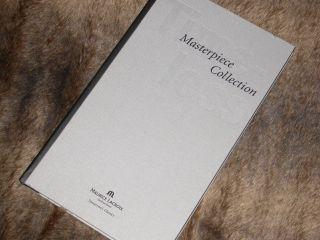 Exclusives Maurice Lacroix Buch Leinen Gebunden 144 Seiten Leitfaden Bild