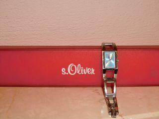 Damen Armbanduhr S Oliver In Silber Bild