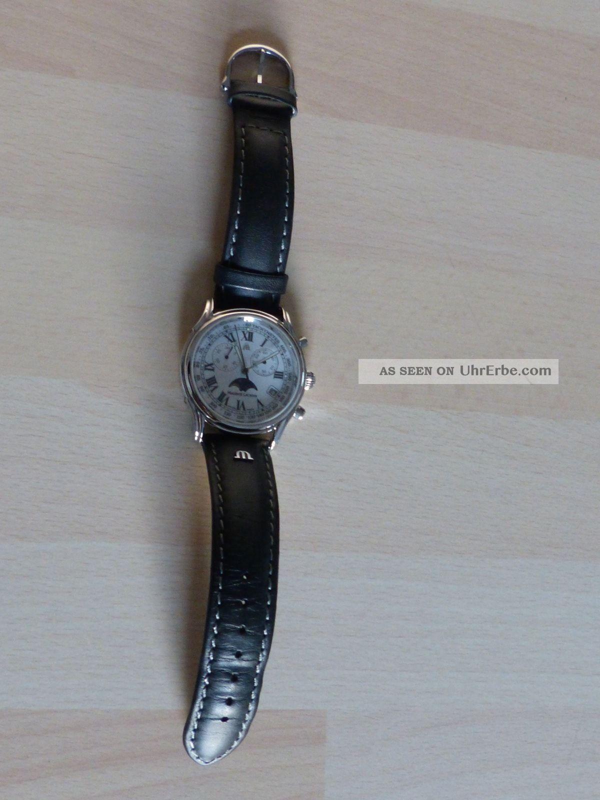 Maurice Lacroix Uhr: SchnÄppchen Armbanduhren Bild