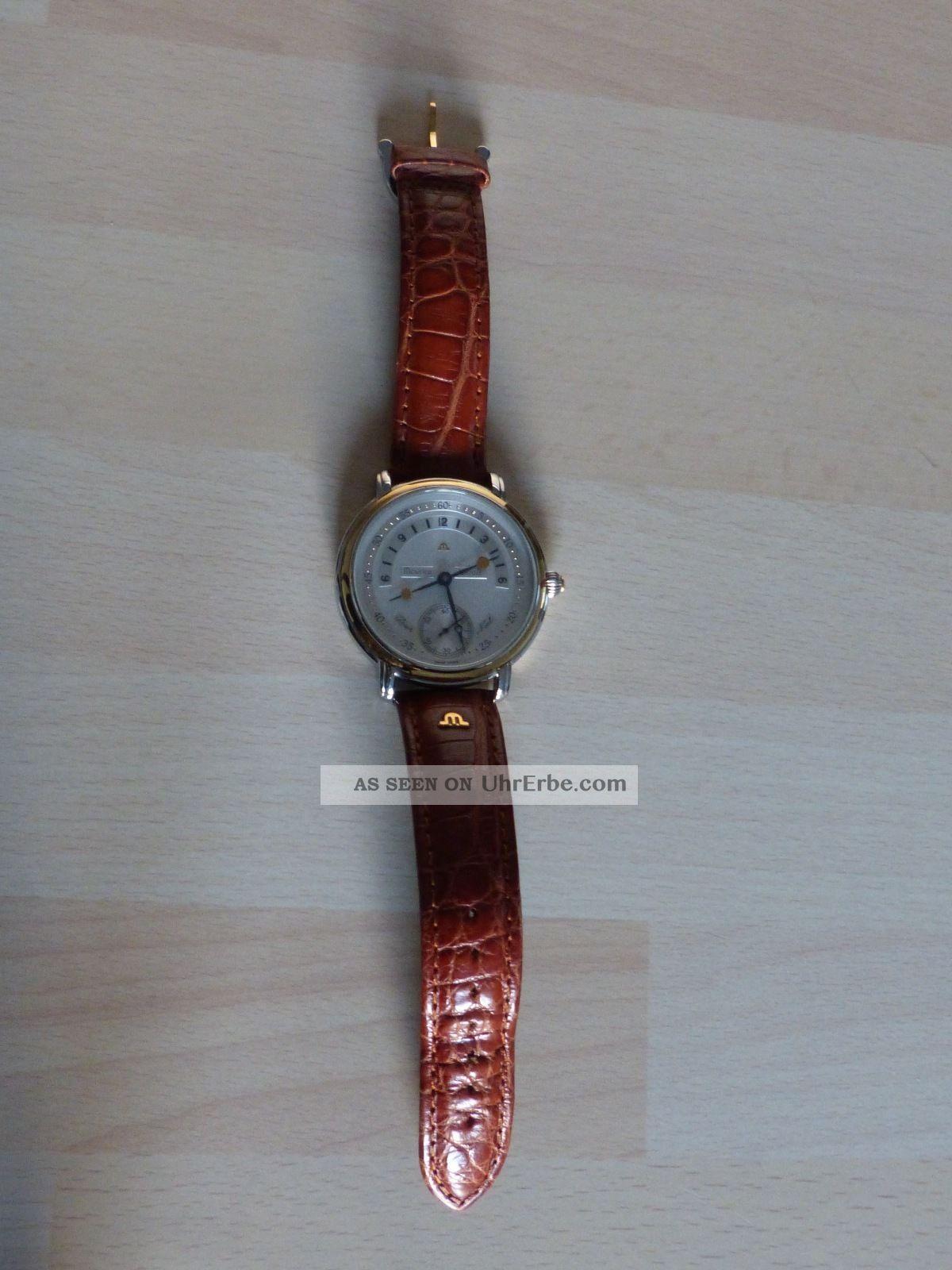 Maurice Lacroix Uhr Jour & Nuit Masterpieces: SchnÄppchen Armbanduhren Bild