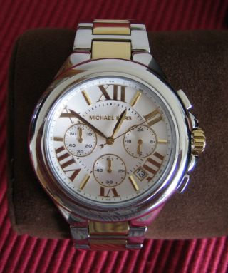 Michael Kors,  Mk5653,  Damenuhr,  Armbanduhr,  Chronograph,  Damenchronograph Bild