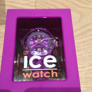Ice Watch Sili Purple In Uni Bild