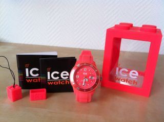 Ice Watch Summer Neon Red Ss.  Nrd.  U.  S.  12 Bild