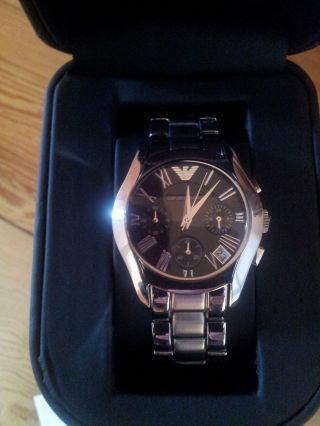 Emporio Armani Uhr Ar0674 Classic Damen Chronograph Bild