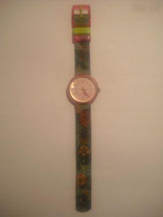 Flik Flak Armbanduhr Für Mädchen - Top Bild