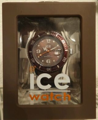 Ice Watch Ovp Armbanduhr Ice Shadow Muffin Ice Winter Bild
