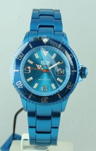 Ice Watch Al.  Te.  U.  A.  12 Ice Alu Turquoise Unisex Uvp:149,  00€ Bild