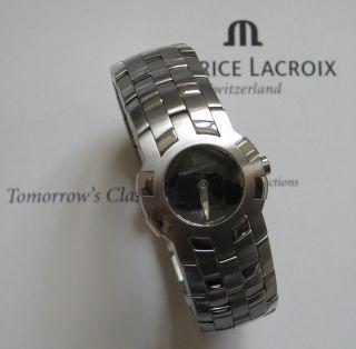 Maurice Lacroix Intuition 59858 - 6701 Mit Papieren Bild