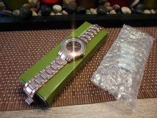 Yves Rocher Armband - Uhr Neu/ovp Weihnachtgeschenk Bild