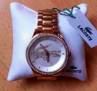 Lacoste Victoria Damen Uhr Rosegold Bild