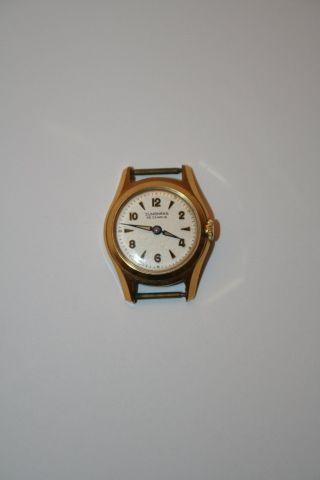 Junghans Armbanduhr Damen 50er Jahre 17 Jewels Bild