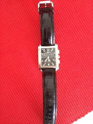 Dugena Unisex Uhr Schwarz Bild