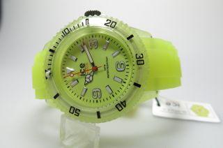 Ice Watch Gl.  Gy.  U.  S.  11 Armband Herren Uhr Damen Unisex Glow - Yellow Bild