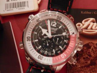 Ingersoll Herren Armbanduhr Anaconda In 4102 Bkrw Limited Edition Bild