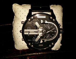 Diesel Armbanduhr Mr.  Daddy 2.  0 - Dz7313 - Herren - Edelstahl Bild