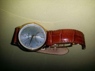 Dugena Classic Le Mans Armbanduhr Für Herren Bild