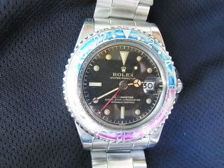 Rolex Gmt Master Pointed Crownguard Bild