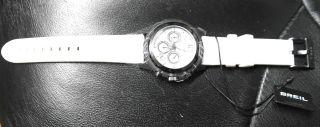 Extravaganter Breil Chronograph Tribe Herren Uhr Armbanduhr Herrenuhr Bild