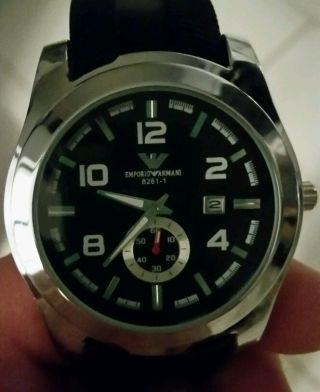 Emporio Armani Uhren 8261 - 1 Bild