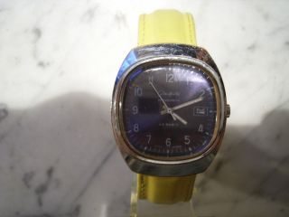 Herren Armbanduhr Der Marke Glashütte Spezichron Bild