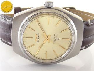 Hmt Kohinoor Vintage Indian Herrenuhr Bid2win Dieser Seltene Uhr Bild